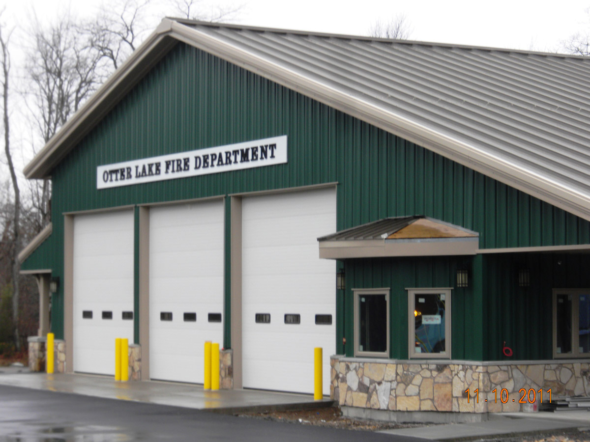 Otter Lake Fire House